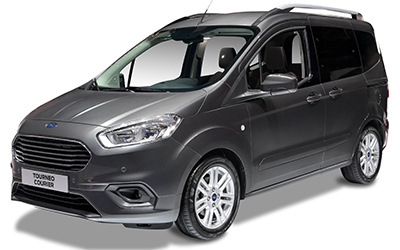 FORD TOURNEO COURIER DELUXE